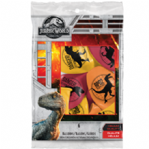 Jurassic World  (6pcs) - 11 Inch Balloons